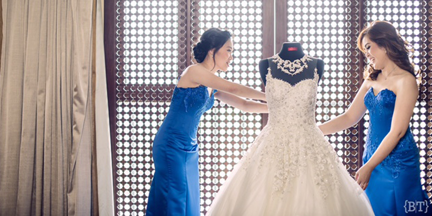 Tips In Choosing Your Wedding Gown