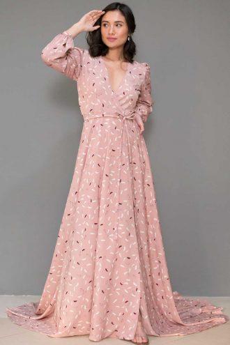Cassey (Pink Printed)
