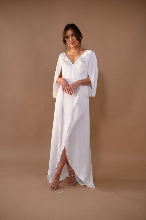 Abby Robe Front